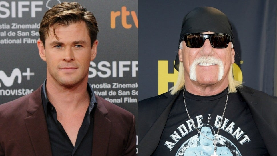 Chris Hemsworth, Hulk Hogan