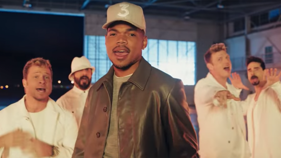 Chance the Rapper, Backstreet Boys