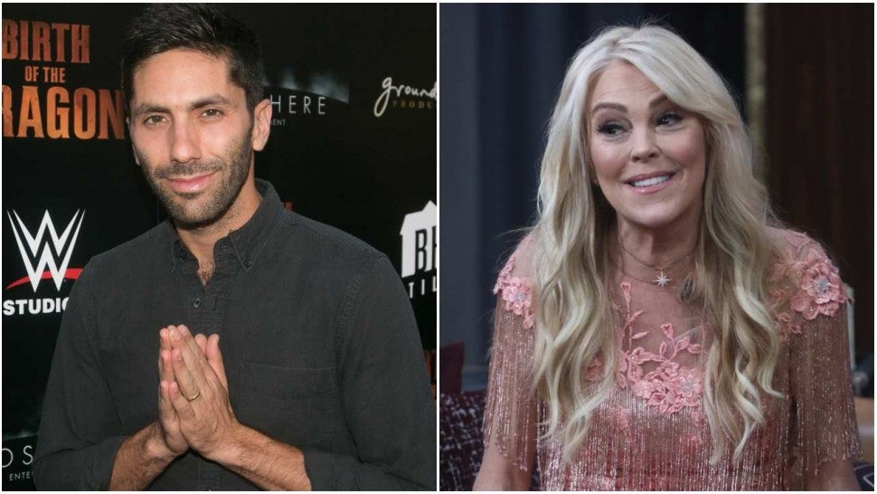 Catfish's Nev Schulman Wants to Help Dina Lohan