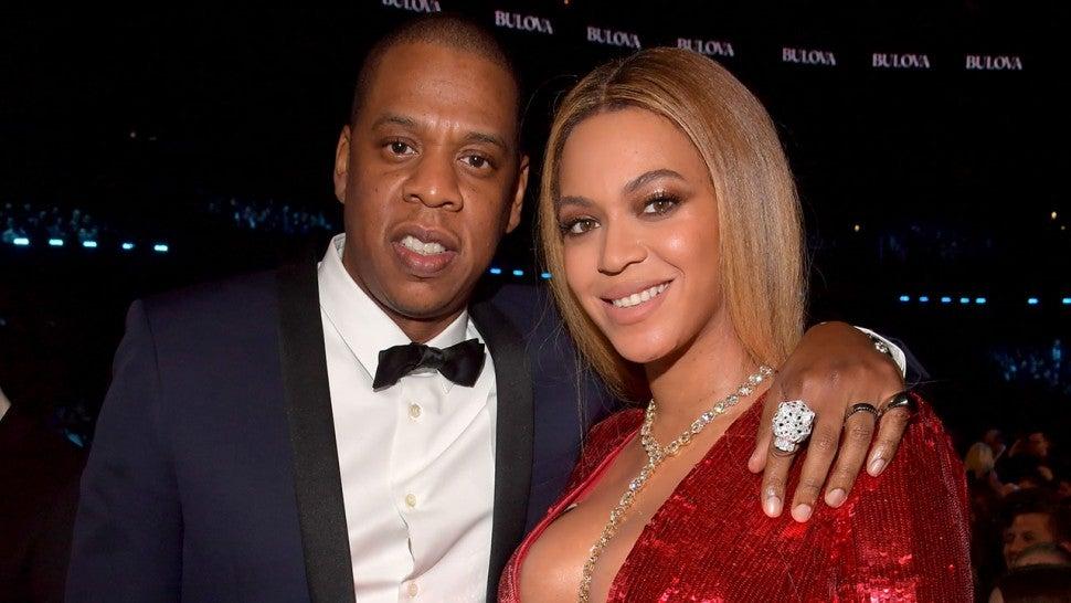 JAY-Z Thanks 'Beautiful' Beyonce as He Accepts President's Award at 2019 NAACP Image Awards