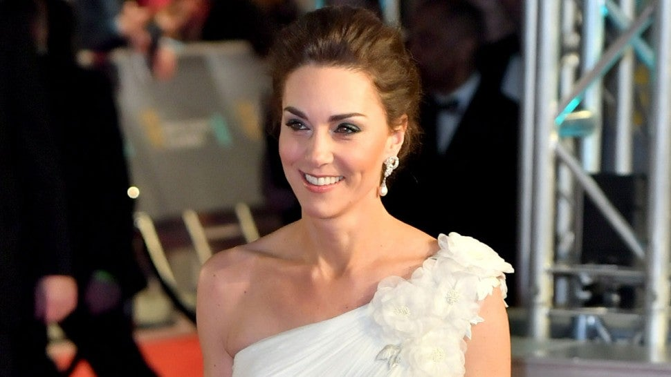 Kate Middleton at BAFTAs 2019
