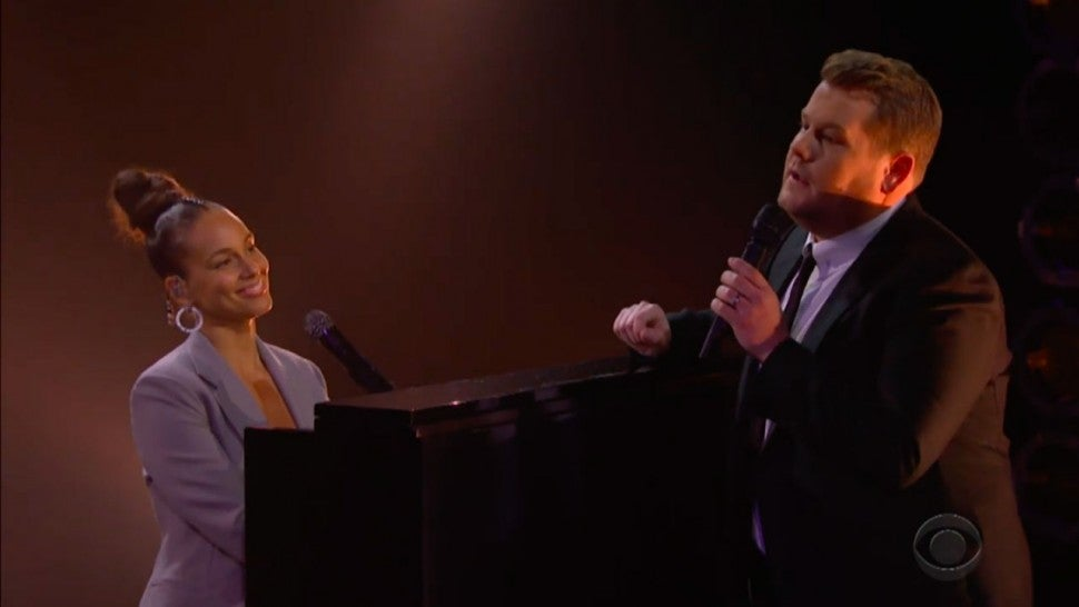 Image result for A Grammy Host Is Born - 'Shallow' Parody w/ Alicia Keys