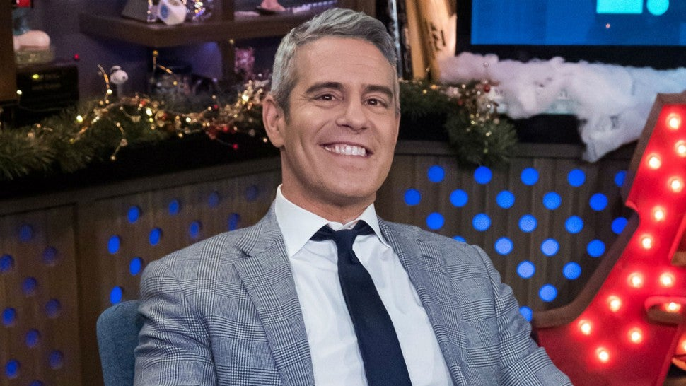 Andy Cohen Reveals First Official Photo Of Baby, Talks 'Surreal' Birth