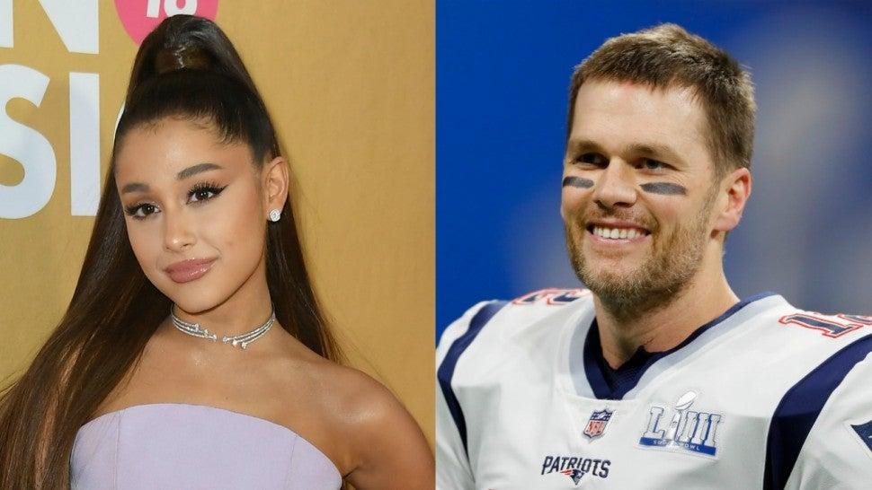 su sada Tom i Ariana