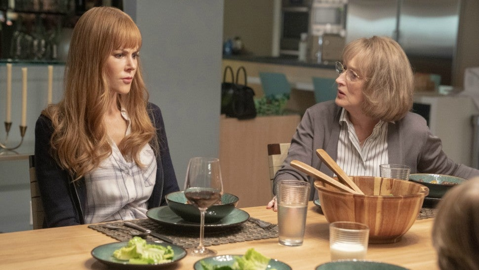 Why Meryl Streep Joined Big Little Lies Season 2