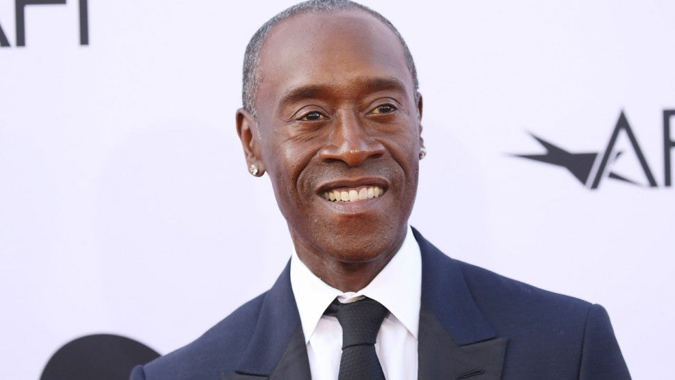 Don Cheadle Makes Powerful Political Statement as 'Saturday Night Live' Host