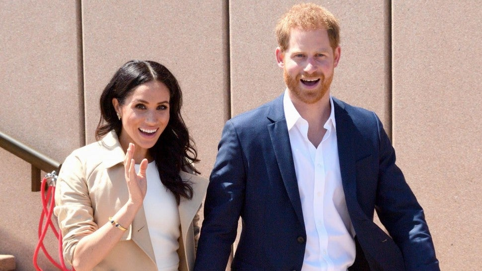 Prince Harry and Meghan Markle Officially Splitting Royal Households