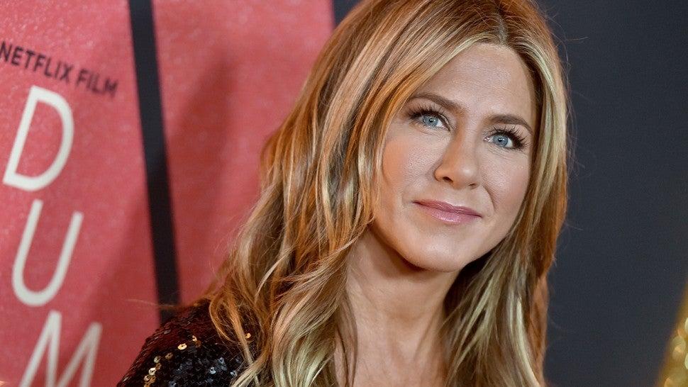 Jennifer Aniston Has 'No Time'...