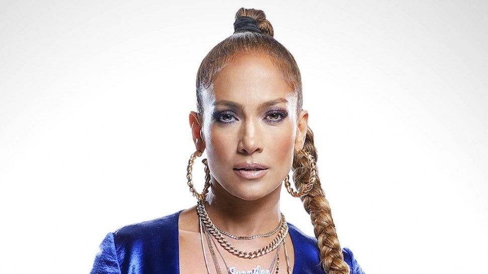 cb2ec7a848 Jennifer Lopez Channels the 2000s in Sexy Pink Bikini on  Hustlers ...