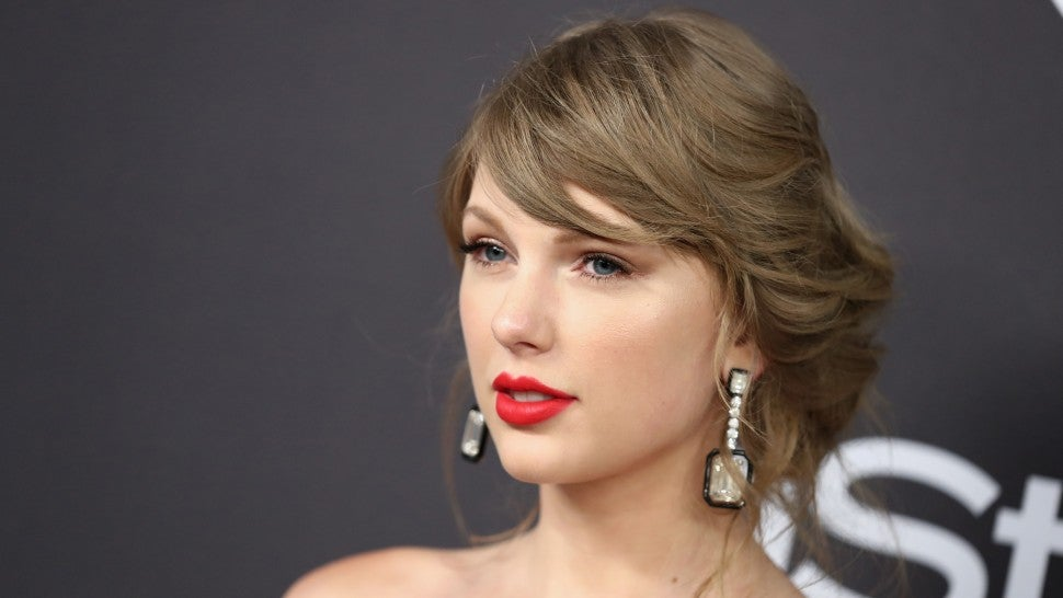 Taylor Swift Sneakily Attends BAFTAs After-Party With Boyfriend Joe Alwyn