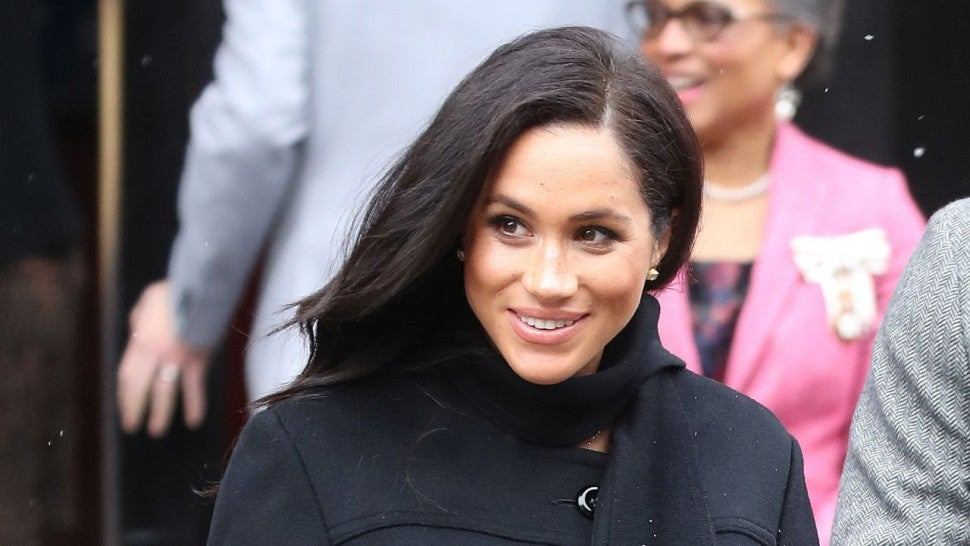 Meghan Markle in Bristol