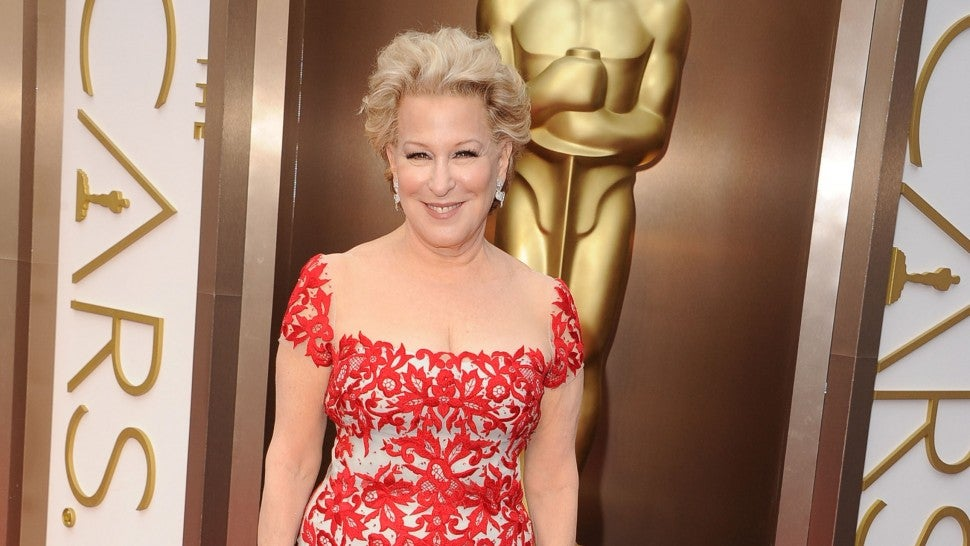 'So excited!': Bette Midler to perform at the 2019 Oscars