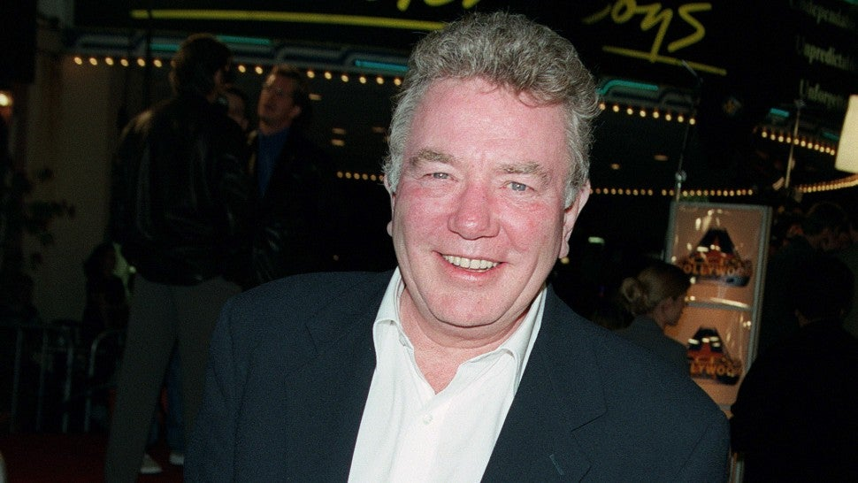 Albert Finney at erin brockovich premiere