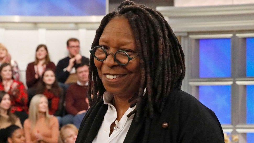 Joy Behar Gives Whoopi Goldberg Health Update on 'The View'