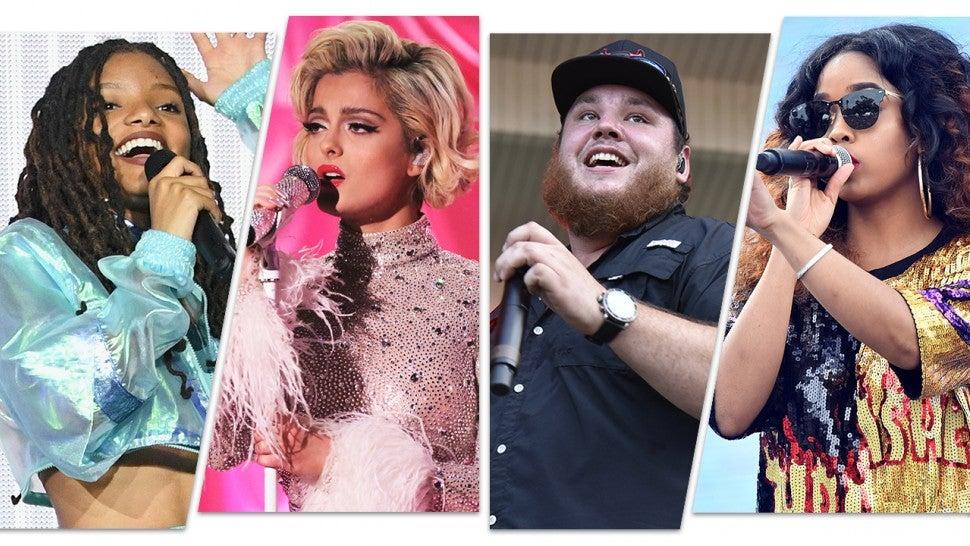Best New Artist Grammy 2019 Nominees GRAMMYs 2019: Meet the Best New Artist Nominees | Entertainment