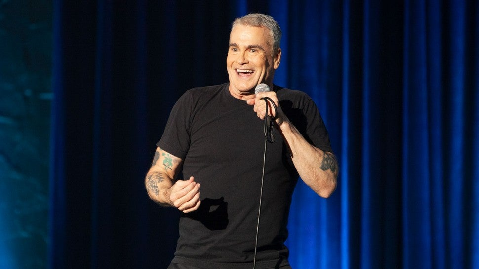 Henry Rollins special