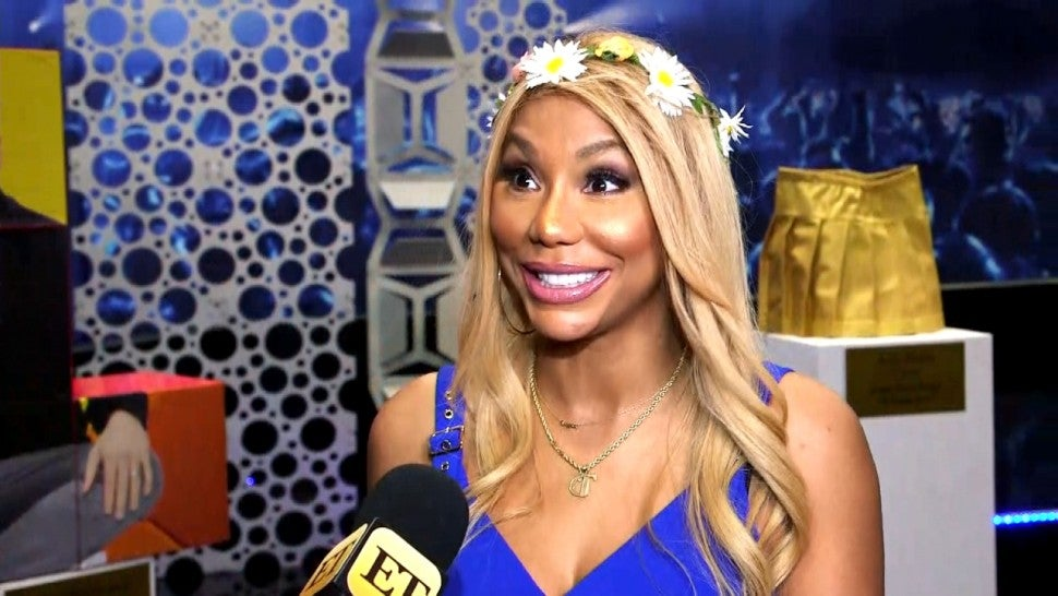 Tamar Braxton Apologizes to 'The Real' Co-Stars 3 Years After Abrupt Exit