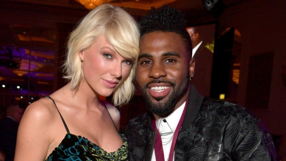 Jason Derulo Says He's 'Surprised Every Single Day' By Taylor Swift's Performance in 'Cats' (Exclusive)