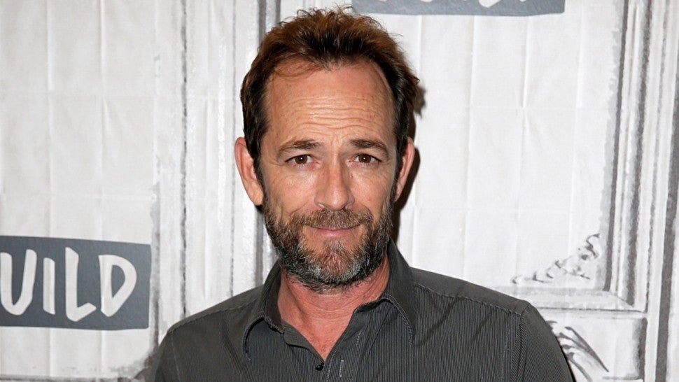 Luke Perry has died at 52 after suffering stroke