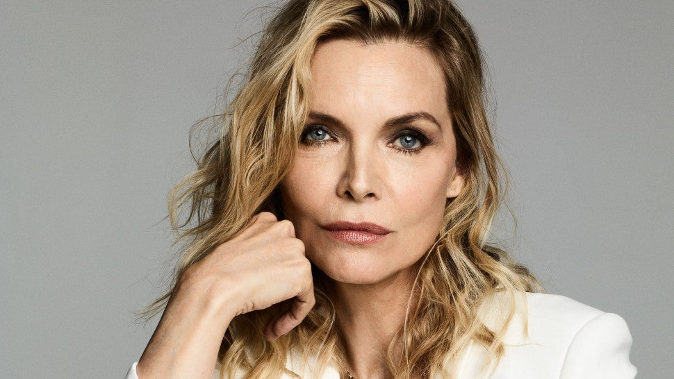 Michelle Pfeiffer InStyle