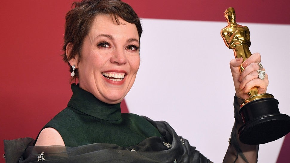 Who Won Oscar For Best Actress 2019 Oscars 2019: Olivia Colman Wins Best Actress | Entertainment Tonight