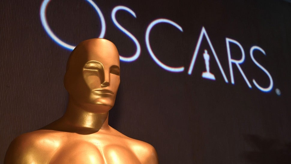 Film academy reveals which four Oscars will be given off air