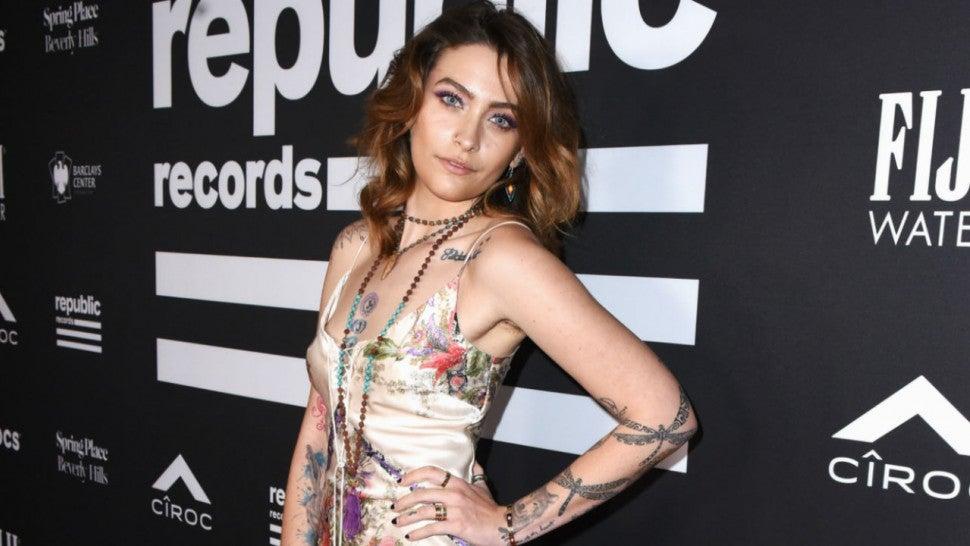 Paris Jackson Glows At Grammys After Party Following Recent