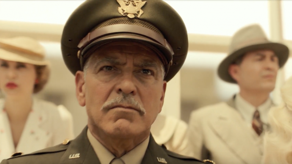 George Clooney tackles satire in first 'Catch-22' trailer