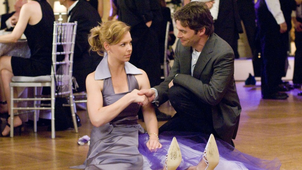 Katherine Heigl Talks Likelihood of a '27 Dresses' Sequel While Reuniting With Her Co-Stars