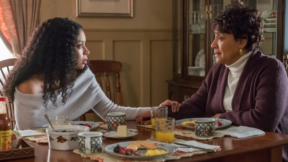 This Is Us: Susan Kelechi Watson and Phylicia Rashad