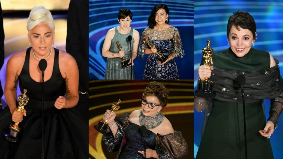 Women Win Oscars 2019