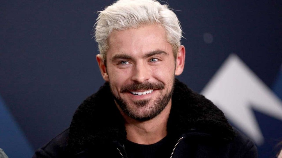 Zac Efron Is 'Feeling Fresh' With a New Haircut After Undergoing Major Knee Surgery