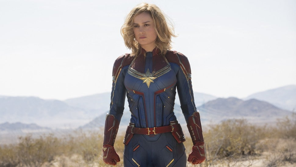 d893bd95 'Captain Marvel' Editor Debbie Berman Reveals How Carol's Journey  Originally Ended (Exclusive)