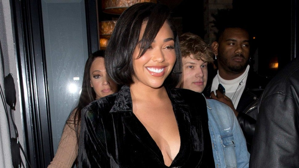 Jordyn Woods Beams, Rocks Racy Outfit While Stepping Out After Cheating Scandal