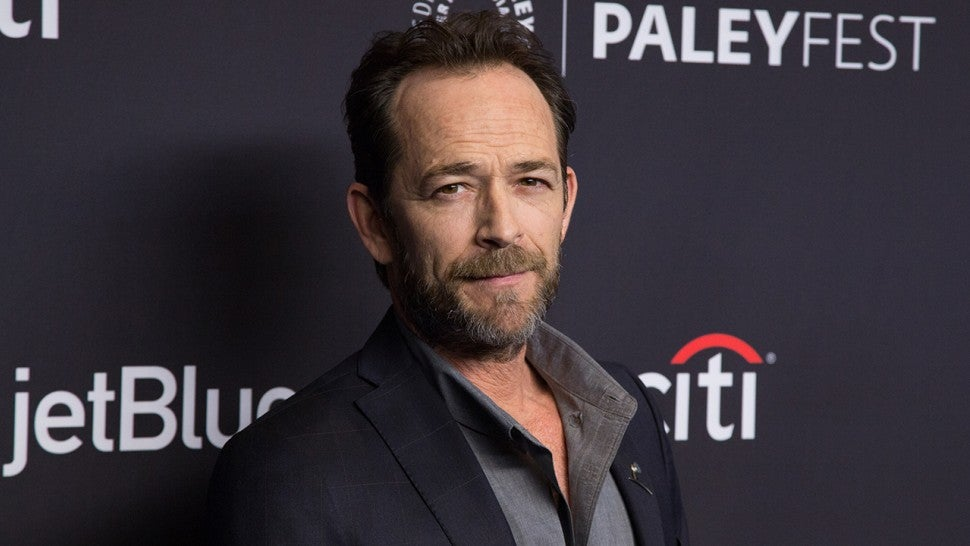 Luke Perry's Daughter Sophie Takes on Trolls Who Criticize Her
