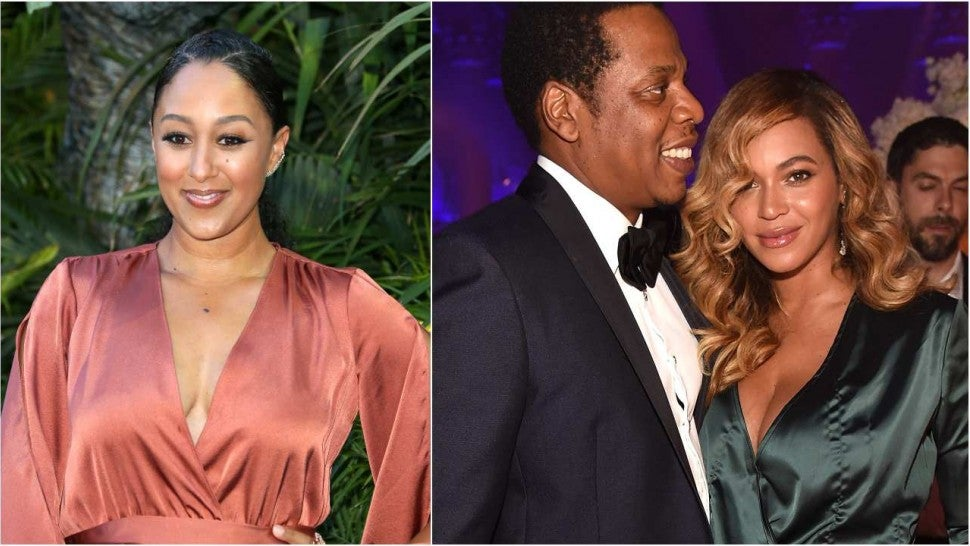 Tamera Mowry-Housley Trolled by Beyonce Fans After Reminiscing About Being Charmed by JAY-Z