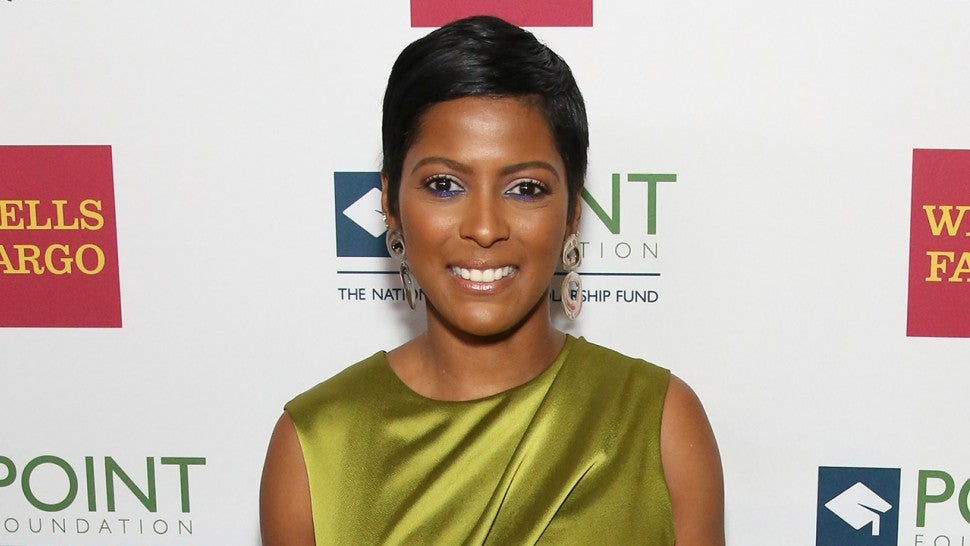 Tamron Hall announces pregnancy on Instagram