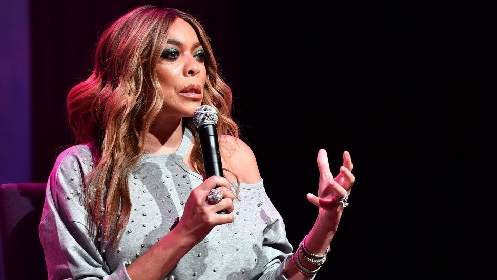 Wendy Williams reveals she is living in 'sober house'
