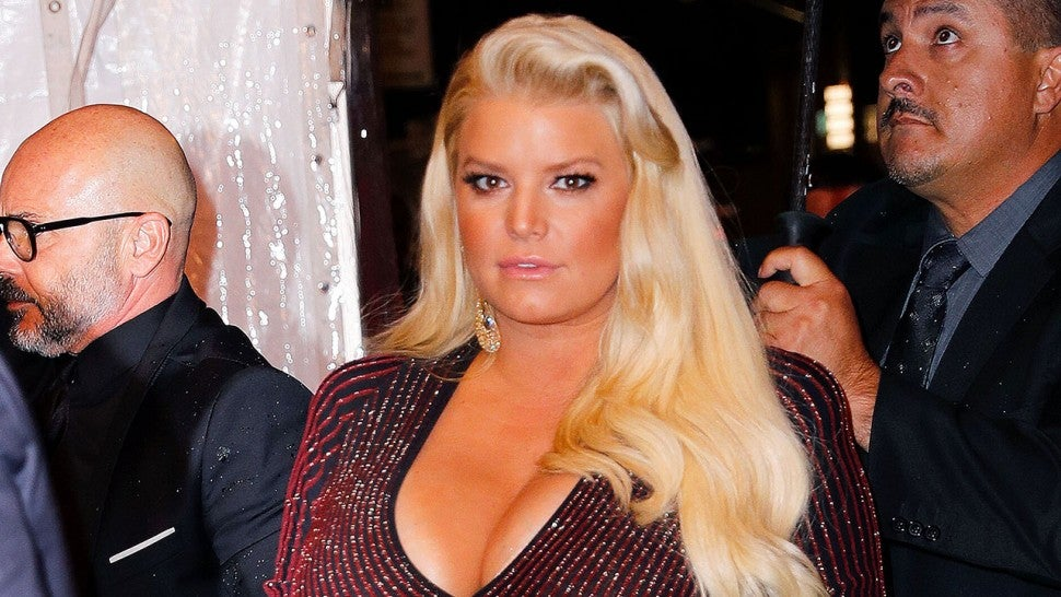 Hi, Hi, Birdie! Jessica Simpson Shares First Pics of Her New Daughter