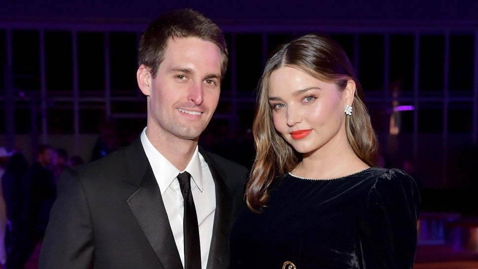 Miranda Kerr Pregnant & Expecting 2nd Child With Husband Evan Spiegel