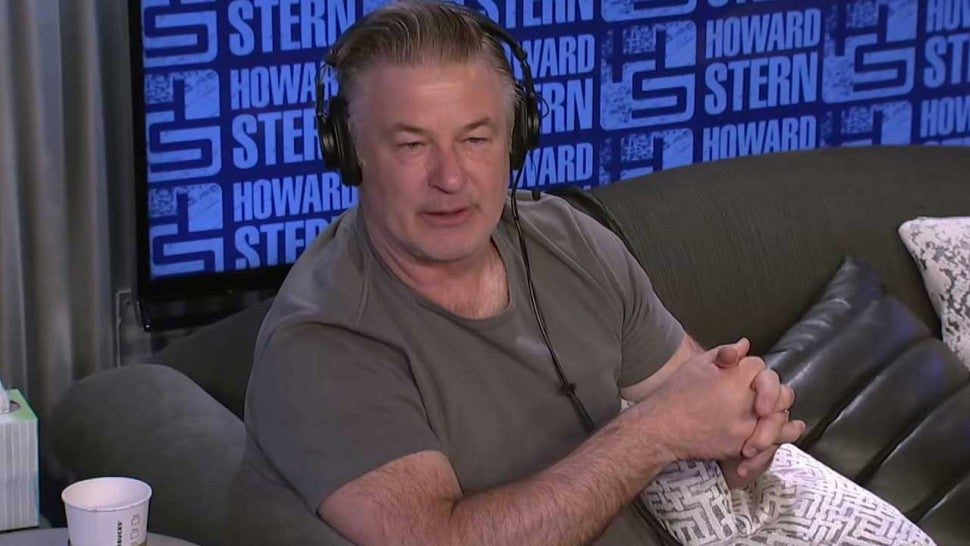 Alec Baldwin Dishes to Howard Stern About Anger Management Classes & Pete Davidson's Workout Advice
