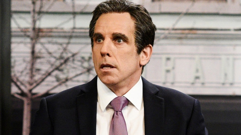 Ben Stiller skewers former Trump lawyer Michael Cohen in SNL sketch