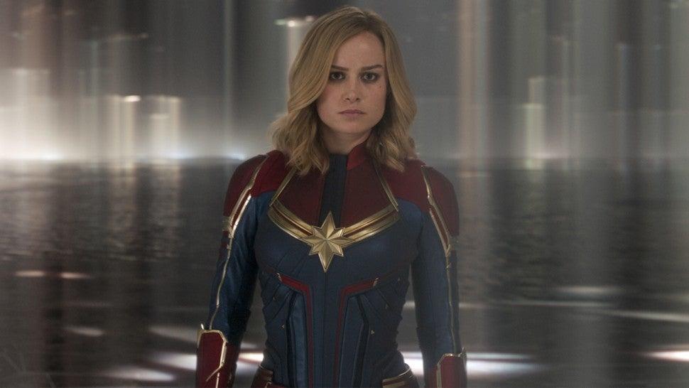 Captain Marvel' End-Credit Scenes, Explained | Entertainment