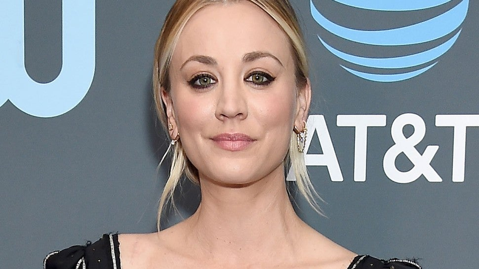 Kaley Cuoco Shares Painful Video of Her Cupping and Scraping Therapy