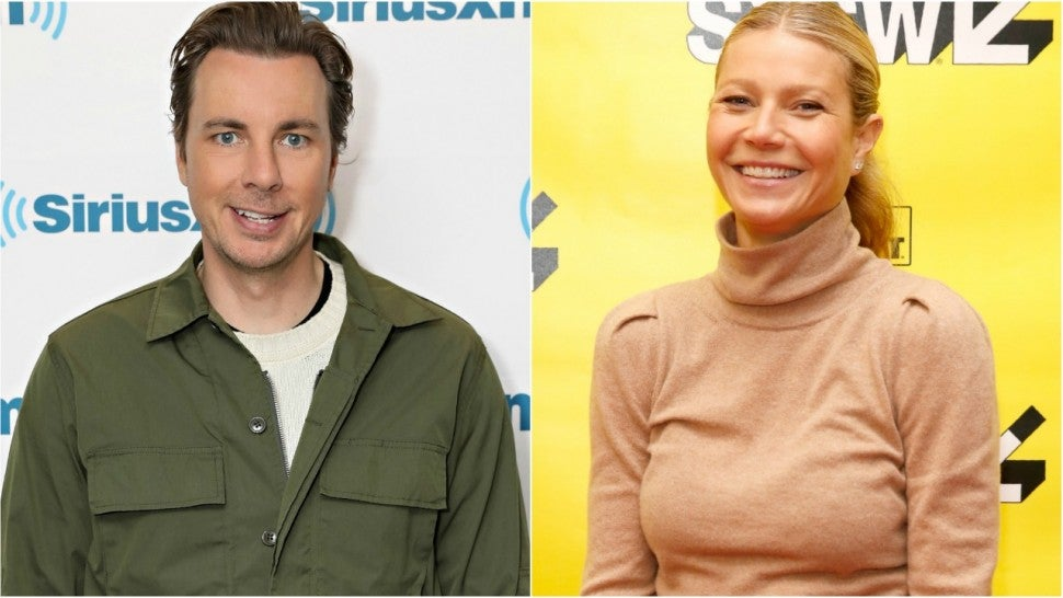 Dax Shepard Fanboys Over Coldplay to Chris Martin's Ex Gwyneth Paltrow -- Listen!