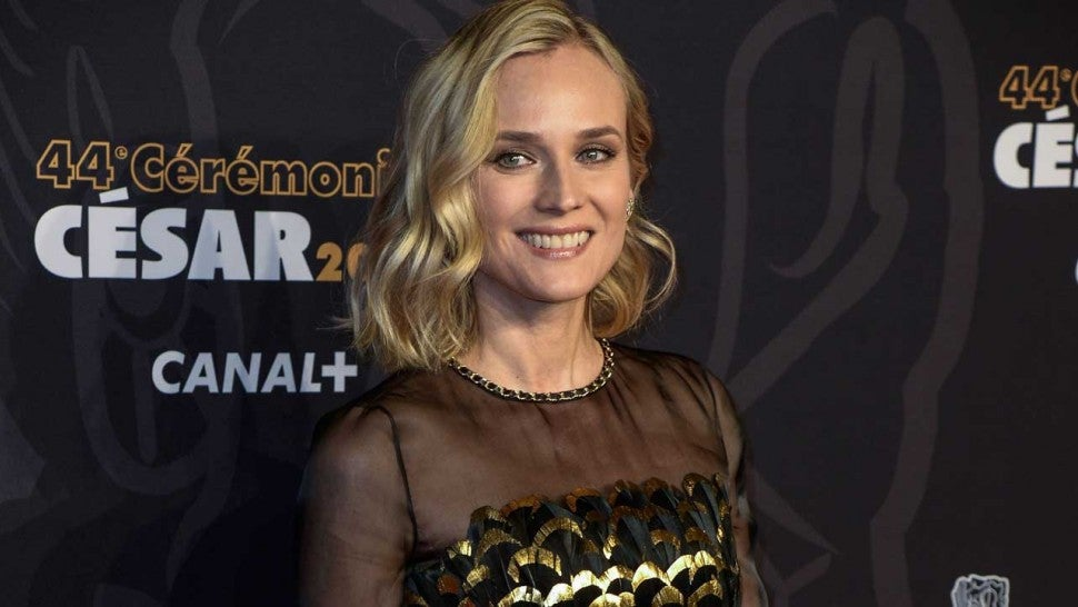 c64957157 Diane Kruger Flaunts Her Toned Abs Just 4 Months After Giving Birth ...