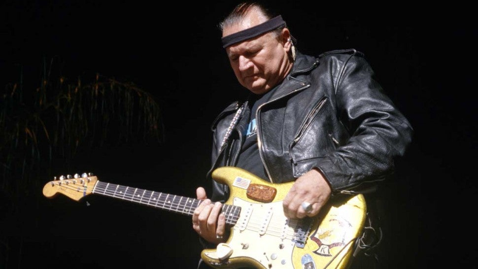 Dick dale king of the surf