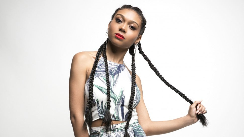 8f10970f84  On My Block  Star Sierra Capri Opens Up About  Life-Changing  Season 2  (Exclusive)