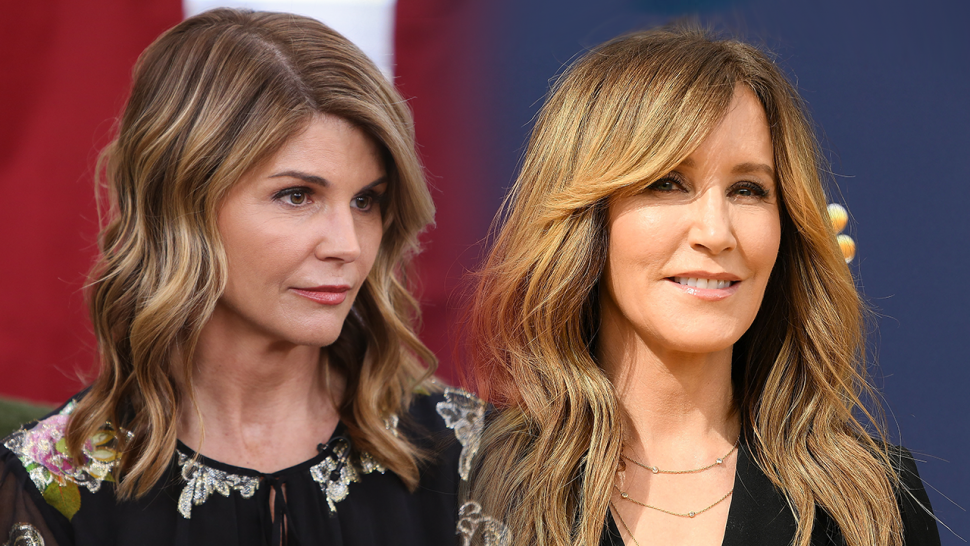 Felicity Huffman and Lori Loughlin Indicted in 'Largest College Admissions Scam Ever'