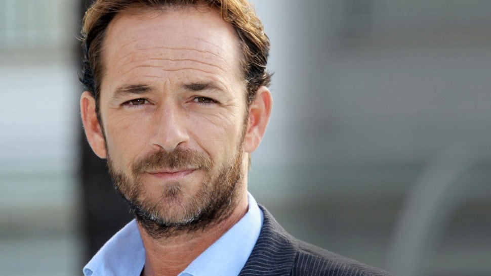 Luke Perry Was Buried in an Eco-Friendly Mushroom Suit, Daughter Reveals